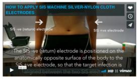 SIS MACHINE M200 VIDEO