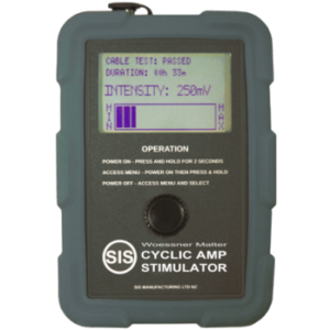 WM Cyclic AMP Stimulator. New Pain and Nerve Tissue Regeneration Treatment.